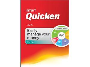Intuit Quicken for Mac 2016
