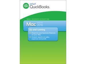 Intuit QuickBooks for Mac 2016 - Download