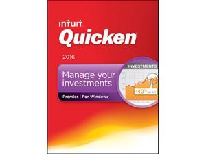 Intuit Quicken Premier 2016 - Download