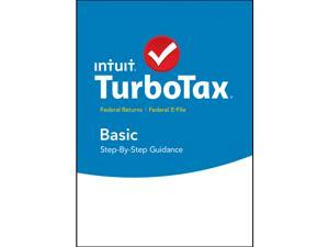 Intuit TurboTax Basic 2015 Fed + Efile for Mac - Download