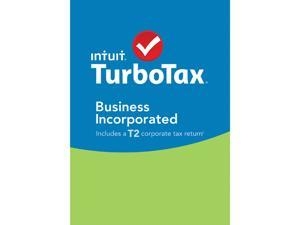 Intuit TurboTax Business Incorporated 2015 (PC) - English