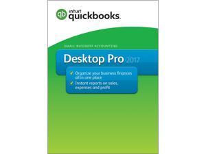 Intuit QuickBooks Desktop Pro 2017