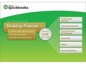 Intuit QuickBooks Desktop Premier 2017