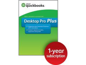 QuickBooks Desktop Pro Plus 2017 - 1 Year - Download