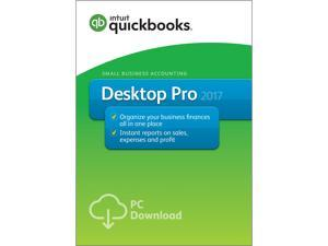 QuickBooks Desktop Pro 2017 - Download (OEM Bundle Attach Only)