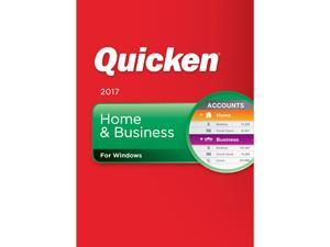 Quicken 2017 Home & Business