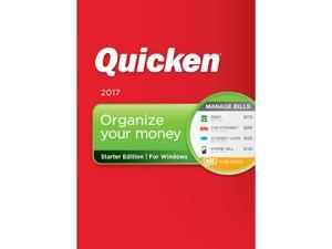 Quicken 2017 Starter Edition