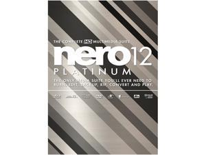 Nero 12 Platinum - Download