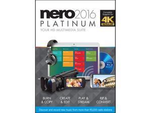 Nero 2016 Platinum - Download