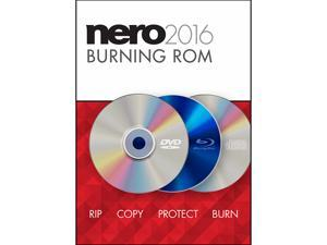 Nero 2016 Burning Rom - Download