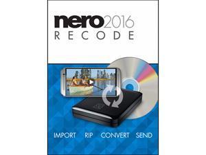 Nero Recode 2016 - Download