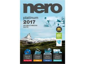 Nero 2017 Platinum - Download