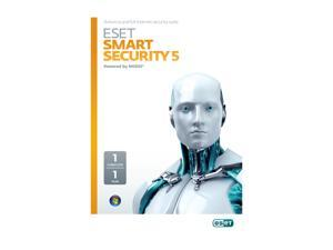 ESET Smart Security 5 - 1 PC