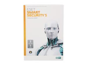 ESET Smart Security 5 - 3 PCs