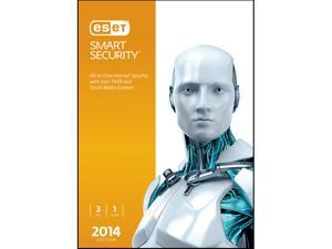 ESET Smart Security 2014 - 3 PCs - Download