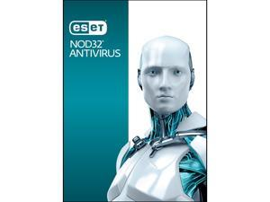 ESET NOD32 Antivirus 2016 - 1 User 1 Year - Download