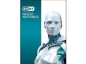 ESET NOD32 Antivirus 2016 - 1 User 1 Year - Academic - Download