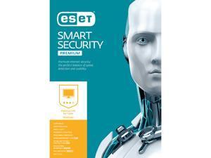 ESET Smart Security Premium 2017 - 1 PC