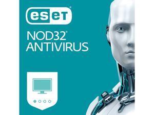 ESET NOD32 Antivirus 2017 - 1 PC / 2 Year