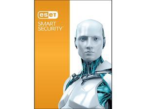 ESET Smart Security 2016 - 3 PCs (Free upgrade to 2018)