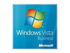 Microsoft Windows Vista Business SP1 32-bit for System Builders w/ Tech Guarantee - OEM
