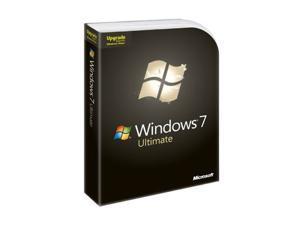 Microsoft Windows Ultimate 7 Upgrade Tech Sku
