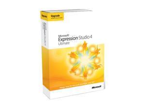 Microsoft Expression Studio 4 Web Ultimate Upgrade