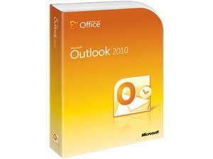 Microsoft Outlook 2010 - 1 PC Academic Version