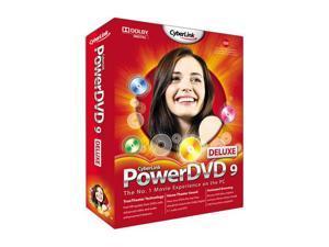 CyberLink PowerDVD 9.0 Deluxe