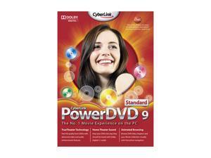 CyberLink PowerDVD 9 Standard