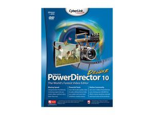 CyberLink PowerDirector 10 Deluxe