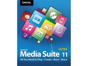 CyberLink Media Suite 11 Ultra - Download
