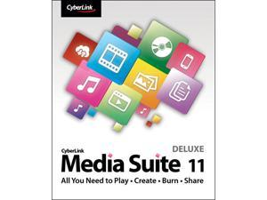 CyberLink Media Suite 11 Deluxe - Download