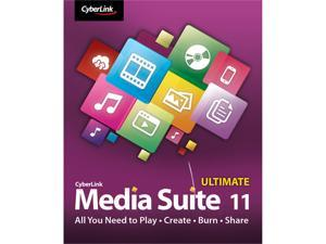 CyberLink Media Suite 11 Ultimate - Download