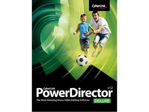 CyberLink PowerDirector 12 Deluxe - Download