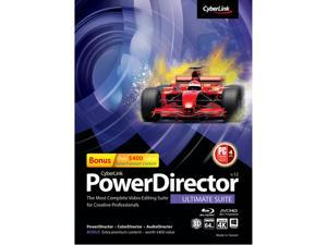 CyberLink PowerDirector 12 Ultimate Suite - Download