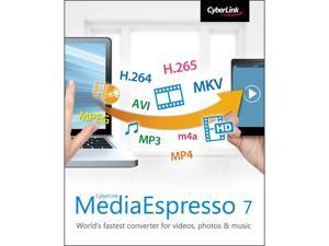 CyberLink MediaEspresso 7 Deluxe - Download