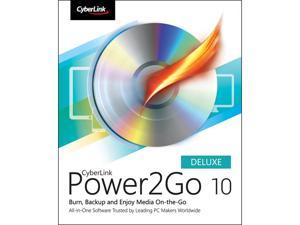 CyberLink Power2Go 10 Deluxe - Download