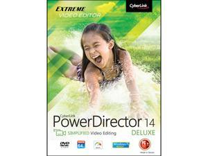 CyberLink PowerDirector 14 Deluxe - Download