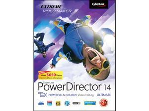 CyberLink PowerDirector 14 Ultimate - Download