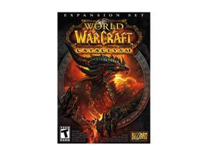 World of Warcraft: Cataclysm PC Game