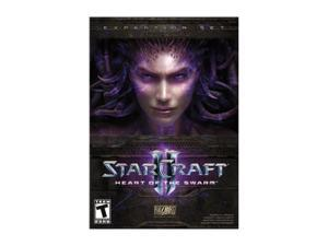 Starcraft II: Heart of the Swarm PC Game