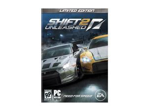 Need for Speed Shift 2: Unleashed Limited Edition