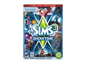 Sims 3: Showtime Limited Edition