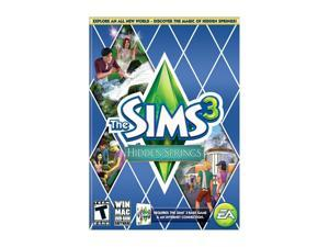The Sims 3 Hidden Springs PC Game