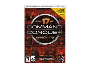 Command & Conquer: The Ultimate Collection PC Game