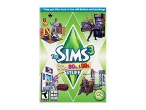 The Sims 3 70s, 80s, & 90s Stuff PC Game