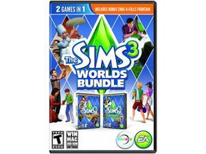 The Sims 3 Worlds Bundle PC Game