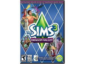 The Sims 3: Dragon Valley PC Game