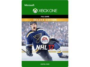 NHL 17: Deluxe Edition Xbox One [Digital Code]